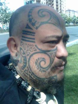 Mana Tahiti Tatau Tatouage
