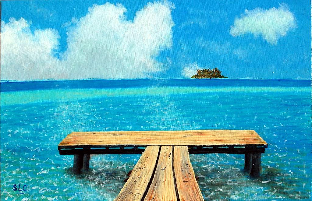 Super Tahiti En France : Stéphanie MENUET PK15