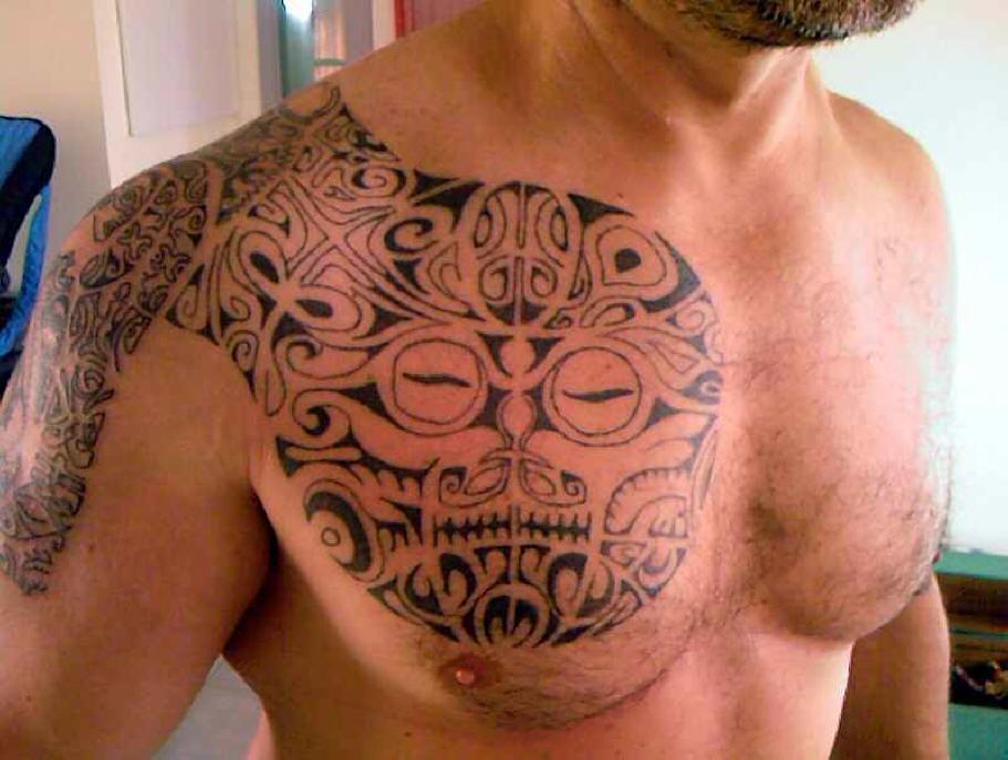 tatouages tahitiens